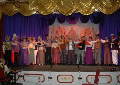 Old Time Music Hall 2004