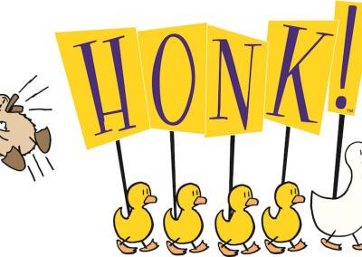 Honk! (2001)