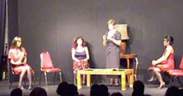 Play 2: Eva Redekop, Blanche Tax, Basia Filzek,  Mepa Pogoy