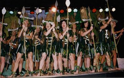 Hawaiian War Chant Cannibal style....