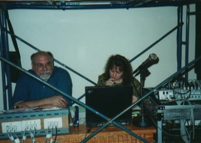 Lights & Sound - Chuck Jackson & Patricia de la Sota