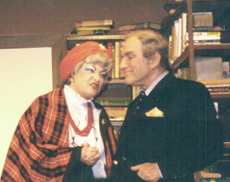 Sara Fielding and Roderick Turner