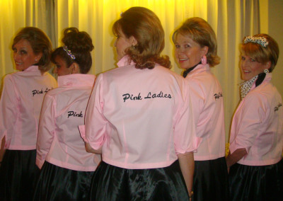Pink-ladies back