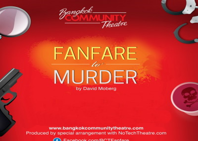 Fanfare to Murder (2015)