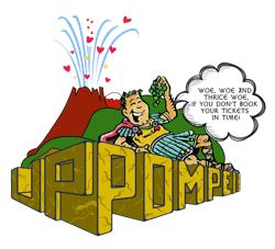 Up Pompeii cartoon 2