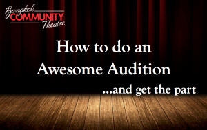 Awesome Audition